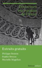 Extraits Rentrée littéraire Julliard janvier 2016 (ebook)