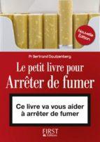 Le Petit Livre de - S'arrêter de fumer (ebook)