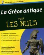 La Grèce antique pour les Nuls (ebook)