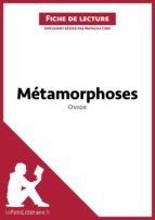 Métamorphoses d'Ovide (Fiche de lecture)