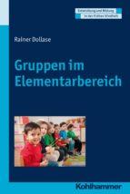 Gruppen im Elementarbereich (ebook)
