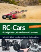 RC-Cars richtig tunen, einstellen und warten (ebook)