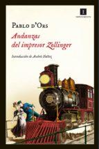 Andanzas del impresor Zollinger (ebook)
