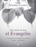 Otro modo de leer el evangelio (ebook)
