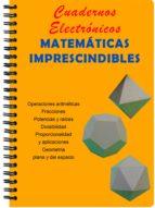 Cuadernos electrónicos: matemáticas imprescindibles (ebook)