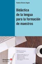 Didáctica de la lengua para la formación de maestros (ebook)