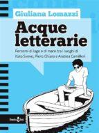 Acque letterarie (ebook)