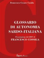Glossario di autonomia Sardo-Italiana (ebook)