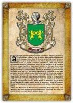 Apellido Monterrey / Origen, Historia y Heráldica de los linajes y apellidos españoles e hispanoamericanos