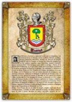 Apellido Unanue / Origen, Historia y Heráldica de los linajes y apellidos españoles e hispanoamericanos