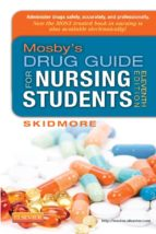 Mosby's Drug Guide for Nursing Students (ebook)