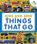 Hide and Seek Things That Go (ebook)