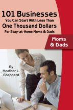 101 Businesses You Can Start With Less Than One Thousand Dollars (ebook)