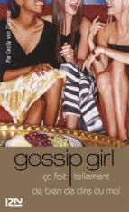 Gossip Girl T1 (ebook)