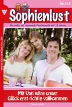 Sophienlust 113 - Liebesroman (ebook)