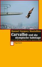 Carvalho und die olympische Sabotage (ebook)