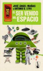 El ser venido del espacio (ebook)