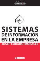 Sistemas de información en la empresa (ebook)