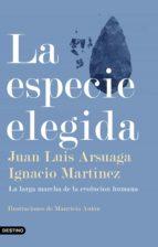 La especie elegida (ebook)