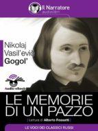 Le memorie di un pazzo (Audio-eBook) (ebook)