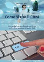 Come si usa il CRM (ebook)
