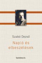 Napló és  elbeszélések (ebook)
