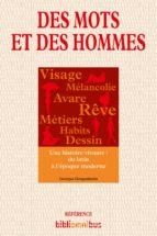 Des mots et des hommes (ebook)