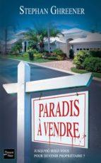 Paradis à vendre (ebook)