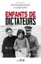 Enfants de dictateurs (ebook)