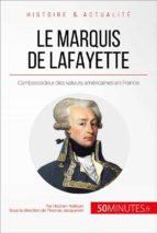 Le marquis de Lafayette (ebook)