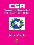 CSR: Some Influential PHILOSOPHERS (ebook)