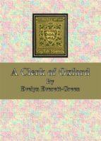 A Clerk of Oxford (ebook)