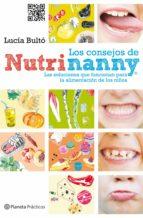 Los consejos de Nutrinanny (ebook)