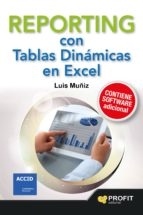 Reporting con tablas dinámicas en Excel (ebook)