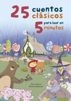 25 cuentos clásicos para leer en 5 minutos (ebook)