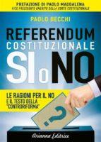 Referendum Costituzionale - Si o No (ebook)