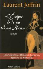 L'énigme de la rue Saint Nicaise (ebook)
