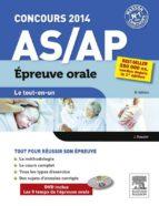 Le tout-en-un Concours AS/AP Épreuve orale (ebook)