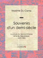 Souvenirs d'un demi-siècle (ebook)