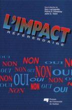 L'impact référendaire (ebook)