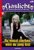 Gaslicht 34 - Gruselroman (ebook)
