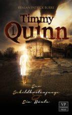 Timmy Quinn: Der Schildkrötenjunge & Die Häute (ebook)