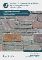 Tratamientos auxiliares en revestimientos con piezas rígidas. EOCB0209  (ebook)