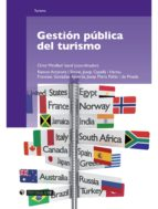 Gestión pública del turismo (ebook)