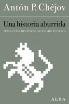 Una historia aburrida (ebook)