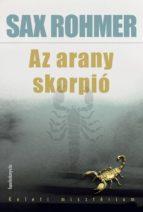 Az arany skorpió (ebook)