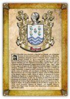 Apellido Anguas / Origen, Historia y Heráldica de los linajes y apellidos españoles e hispanoamericanos
