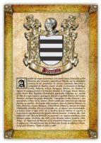 Apellido Dionisio / Origen, Historia y Heráldica de los linajes y apellidos españoles e hispanoamericanos