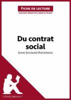 Du contrat social de Jean-Jacques Rousseau (Fiche de lecture)