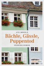 Bächle, Gässle, Puppentod (ebook)
